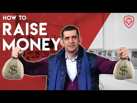 How to Raise Money as an Entrepreneur