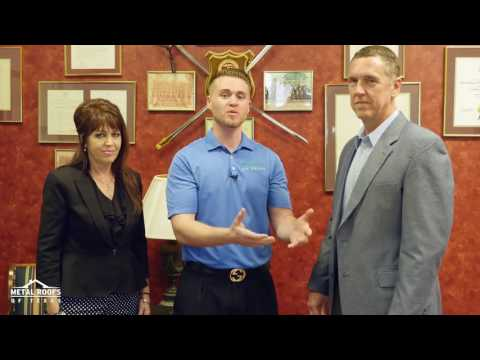 Crawford Kirkpatrick discusses insurance & metal roof replacement