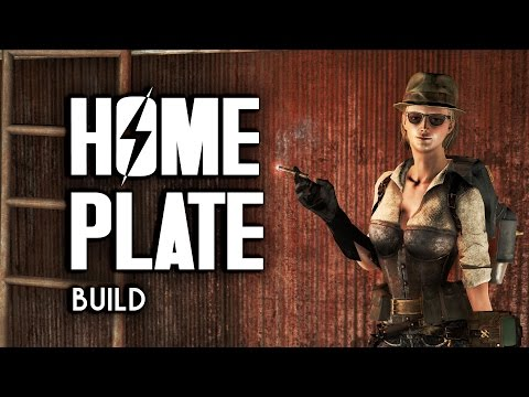 "Home Plate ""Lived-in"" Build - Fallout 4 Player Home"