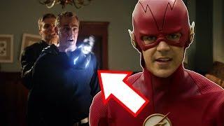 The Flash 100th Episode Sneak Peek Teaser Explained! - Henry Allen's Death Revisited!