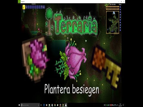Plantera besiegen [Terraria] (Tutorial)