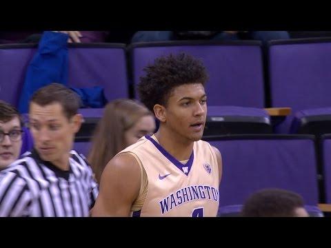 Recap: Washington men's basketball shuts down Cal Poly in Seattle