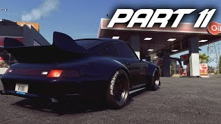 Need for Speed Payback Gameplay Walkthrough Part 11 - RWB PORSCHE 911 - NEW CAR (Runner)