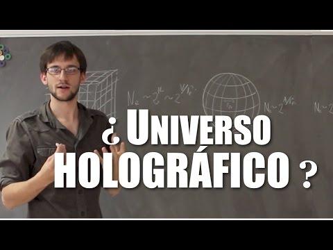 Agujeros negros y principio holográfico... ¡Explicado!