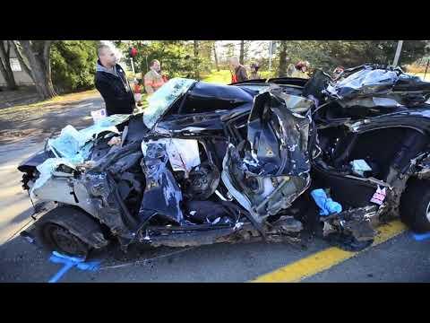 Fatal Car Accident on Rt33 E Pembroke
