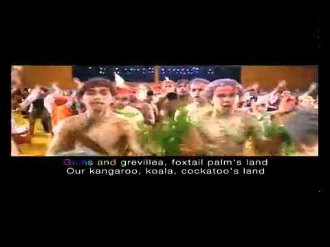 Aussie Aussie Aussie I'm A Fair Dinkum Aussie-Song Australia Manjit Boparai