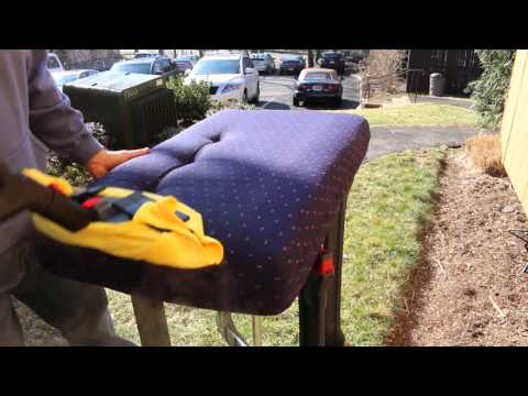 How to Clean Boat Cushions / Vinyls with Vapor Steam Machine. TANCS System DIYS