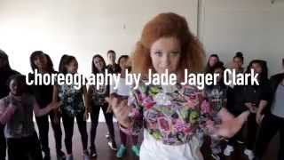 Missy Elliot - WTF (Where They From) Ft. Pharrell Williams I Choreography by Jade Jager Clark