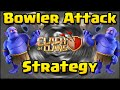 Clash of Clans - Bowler Attack Strategy (NEW TROOP) - How to use the Bowler!