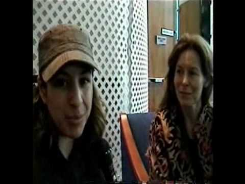 Alice Krige Interview With Priscilla The Horror Host Part 1