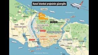 Habertürk | Kanal İstanbul'un güzergahı belli oldu