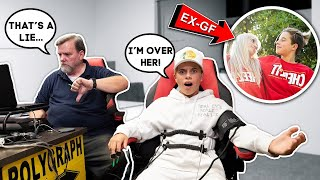 I GAVE MY EX-GIRLFRIEND A LIE DETECTOR TEST...**TRUTH EXPOSED** | Gavin Magnus