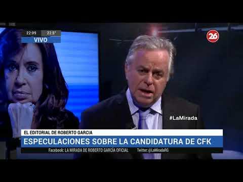 Canal 26 -La Mirada con Roberto Garcia 12- Noviembre