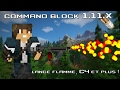 C4, Lance Flamme, et plus ONE COMMAND BLOCK MINECRAFT 1.11.X