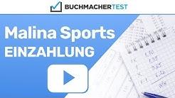 Malina Sports Einzahlung