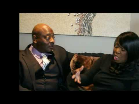 SOCIAL CONNECTION with Steven Littles Interviews Footnanny, Gloria L. Williams