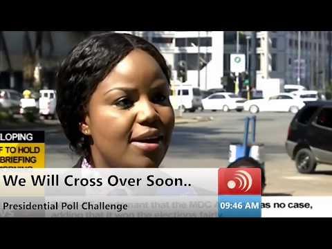 Lawyers Intro:  Zimbabwe Presidential Election Con-Court Challenge