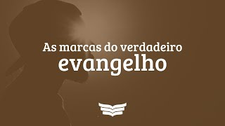 Conexão com Deus | As marcas do verdadeiro evangélico (Galatas 1), Pr. Amauri Oliveira