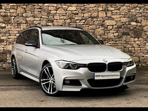 BMW 3 SERIES 320d XDrive M Sport Shadow Edition Touring Auto