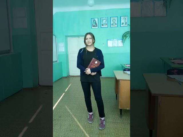 Изображение предпросмотра прочтения – КсенияАлексеева читает произведение «Он» Б.Л.Пастернака