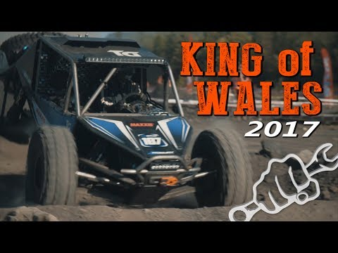 KING OF WALES 2017 - ULTRA 4 EUROPE