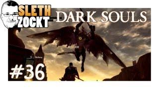 Let's Play Dark Souls #36 [DE/HD] - Gargoyle-Axt, Gargoyle-Schild, Gargoyle-Helm, Dämonentitanit