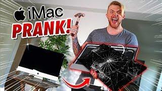 iMac PRANK!