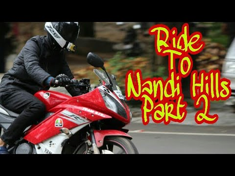 Ride to Nandi Hills | Beautiful place in bangalore | went inside the jungle | inside look| Part 2