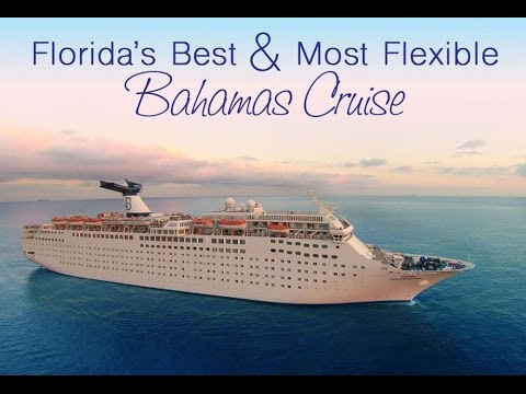 My Grand Celebration / Bahamas Paradise Cruise  Experience!