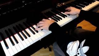 Glasperlenspiel - Geiles Leben Piano Cover