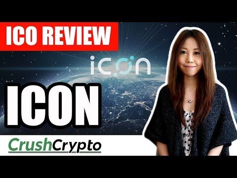 ICO Review: ICON (ICX) - Blockchain Designed For Real World Use