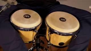 MEINL Percussion Latin Styles on Bongos - FWB200NT