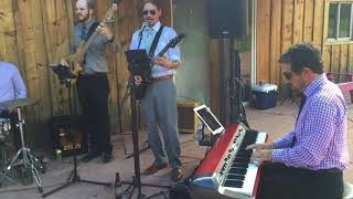 Acoustic electric band for Cocktail hour (Planet Bluegrass)