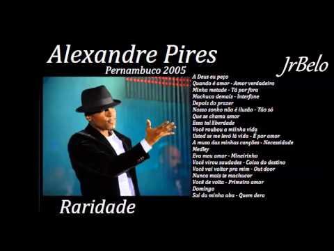 Alexandre Pires Cd Completo Pernambuco 2005 JrBelo