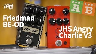 TPS AB Comparisons ? Friedman BE-OD & JHS Angry Charlie v3
