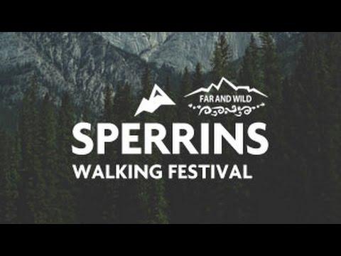 Walking Festival Sperrins Plumbridge // Northern Ireland