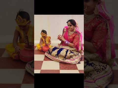 Download Maiya yashoda ye tera kanhaiya 😘❤️#shorts #trendingnow #trending #janmashtami #littlekrishna #cute