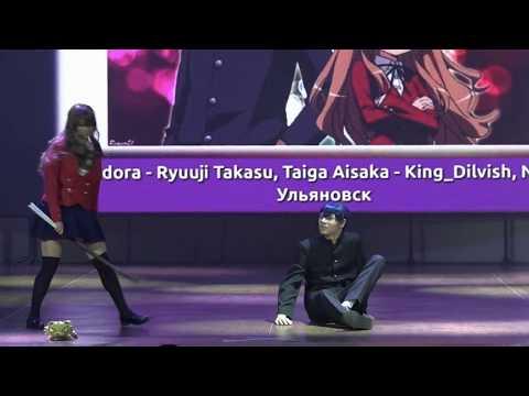 [Opencon 2018] Toradora - Ryuuji Takasu, Taiga Aisaka - King_Dilvish, N.Ee