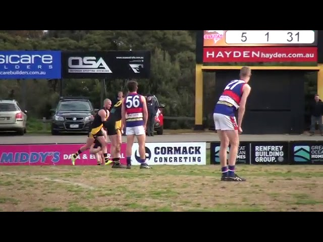 Rd 16 Torquay Set Shot Goals