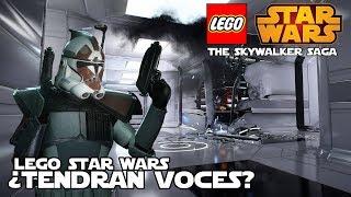 Mas noticias de LEGO Skywalker Saga - Gameplay Star wars Battlefront 2