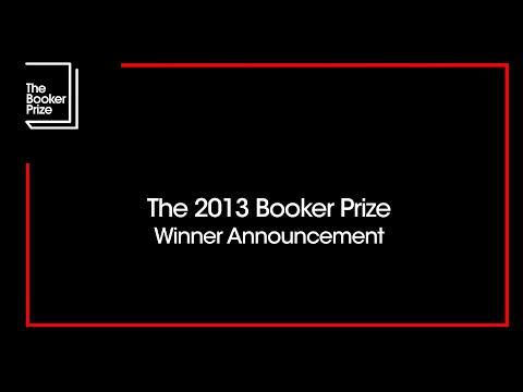 Man Booker 2013 Winner Announcement