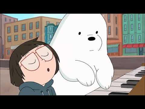 Etre heureux - We Bare Bears Chanson