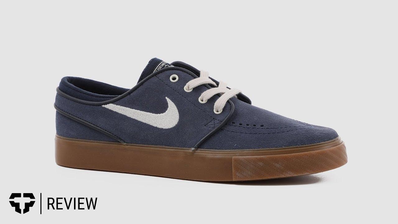 Nike SB Women s Zoom Janoski Skate Shoe Review- Tactics - YouTube c05aa7532