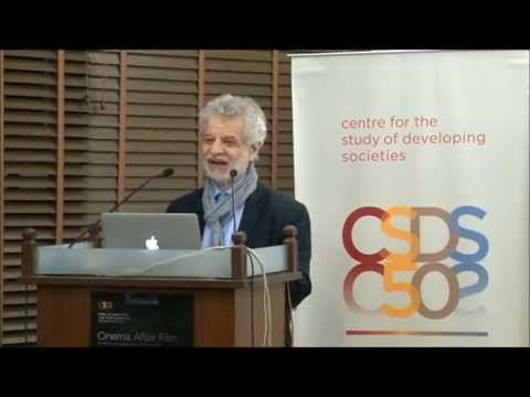 Thomas Elsaessar at CSDS, Golden Jubilee Lecture