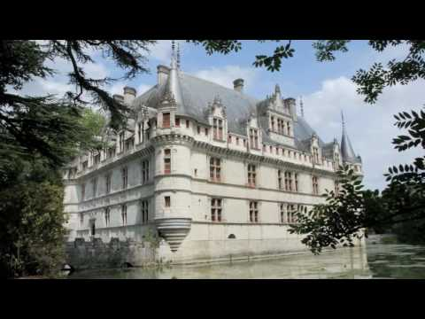 Chateaux of  the Loire Valley - France