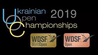 🔴LIVE| 2019 WDSF World Championship  Youth 10 Dance| Day #1| Afternoon session