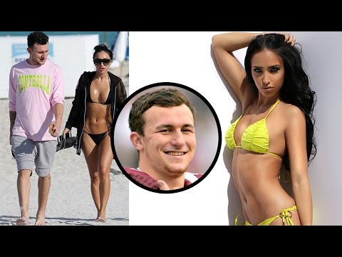 Johnny Manziel's Fiancee Bre Tiesi - Latest Hot and Sexy Photo Collection