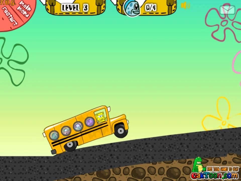 Игры автобус губки боба фильм камерон диаз и леонардо ди каприо фильм