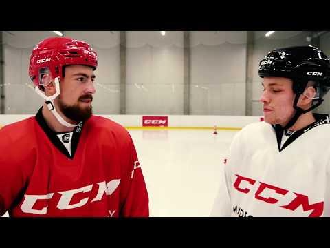 4. CCM Duel Jan Myšák vs. Filip Hronek - Skills (Díl 4/5)