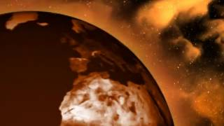 after effects - solar system